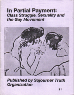 In Partial Payment: Class Struggle, 
