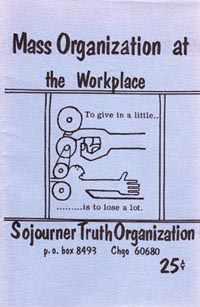 Mass Organization at the Workplace