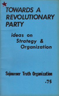 Towards A Revolutionary Party